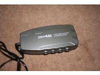 4 way aerial amplifier