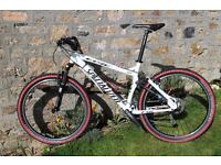 Specialized Epic Pro full-suspension mountain bike