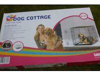Dog Cage 91cm