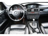 LHD LEFT HAND DRIVE BMW 320D AUTOMATIC 2007 M SPORT HIGH EXECUTIVE WARRANTY PART EXCHANGE WELCOME