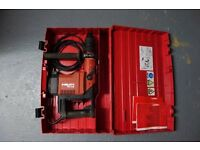 HILTI TE75 ROTARY AND DEMOLITION HAMMER DRILL