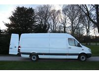 Manchester Removal Service Same day Man and Van Hire Very Large Van Manchester and Surrounding Areas