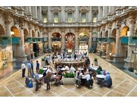 Waiter / Waitress - Royal Exchange - Busy All-day Cafe- £8.50 ph - Monday to Friday - Great training