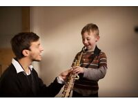 Experienced saxophone & piano teacher offering £10 trial lesson (+ music theory & composition)