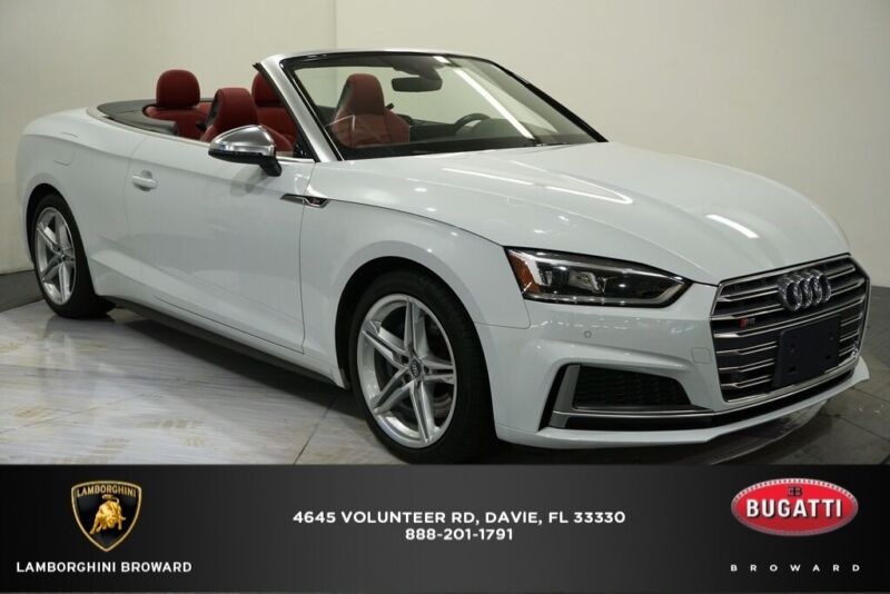 Image 2 Voiture American used Audi S5 2018