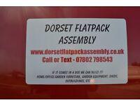 Dorset Flat Pack Assembly Flatpack builder.