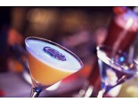 Bartender required for trendy bar and club in SOHO