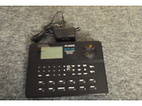 ALESIS SR16/DRUM MACHINE.GREAT CONDITION.ONLY USED IN PET/SMOKE FREE HOME.