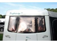 Elddis Caravan 4 berth