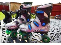 Roller Skates and Inline Skates