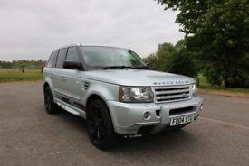 2006 Range rover sports ,V6 auto , hpi clear , full service history , year Moț £5995