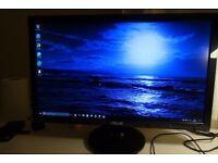 """Asus 27"""" Full HD LED monitor; HDMI; VGA/D-sub/; VS278Q"""