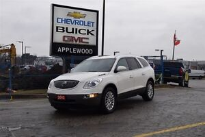 2012 Buick Enclave 7 PASSENGER, LEATHER, REMOTE STRT, REAR CAMER