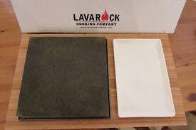 LAVAROCK COOKING PLATTER