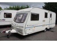 Avondale Rialto 550-4 2003 4 Berth Caravan