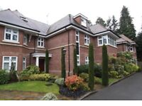 Unfurnished luxury two bedroom flat exclusively located in central Camberley