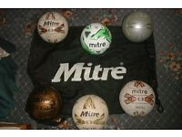 footballs size 5 /bag