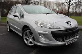 Peugeot 308 SW 1.6 HDi FAP Sport 5dr Panoramic Roof