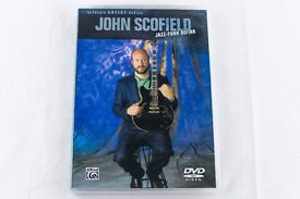 JOHN SCOFIELD - JAZZ FUNK GUITAR DVD