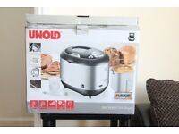 Unold 8695 Automatic Bread Making Machine ONYX - Brand New