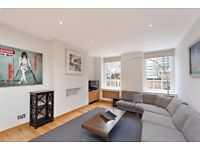 Beautiful two bedroom apartment furnished and available now