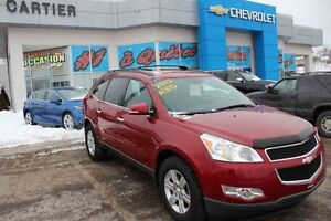 2012 CHEVROLET TRAVERSE AWD LT