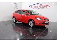 FORD FOCUS ZETEC (red) 2011