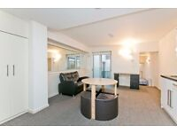 1 DOUBLE BEDROOM FLAT IN MODERN, PRIVATE DEVELOPMENT CLOSE TO CHALK FARM STATION & PRIMROSE HILL!