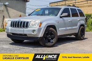 2005 Jeep GRAND CHEROKEE LIMITED Limited