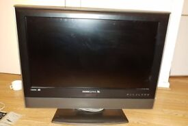 """Large 32"""" Hannspree TV also works as PC monitor"""