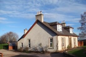 Newton of Cawdor Farmhouse available to rent unfurnished.