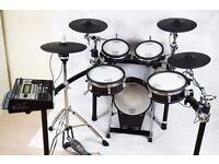 Roland TD-12KX V-Stage kit - Mesh Heads - V-Drums Electronic Drum Kit