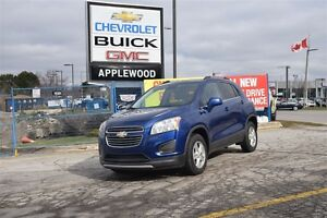 2016 Chevrolet Trax AWD, SUNROOF, PRICED TO SELL QUICKLEY