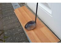 Callaway Big Bertha driver together with 3 and 5 woods.Very good condition. £75