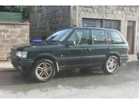 Range Rover P38 2.5 DHSE