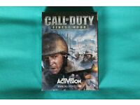 Call of Duty (Finest Hour) Limited Edition Playing Cards (Unopened)