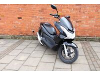 Honda PCX 125 Sports Exhuast NOT Sh PCX125 PS Vision S-wing Delivery Bike Yamaha Vity Nmax Tmax