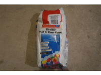 Mapei Flexible wall & floor grout med grey 2.5kg