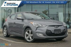 2014 Hyundai Veloster Hatchback - MANUAL, KEYLESS ENTRY, BACKUP