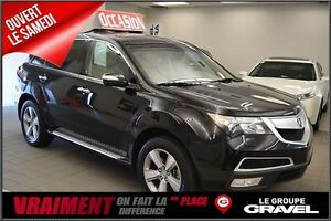 2013 Acura MDX BLUETOOTH CAMERA CUIR TOIT OUVRANT
