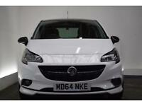 VAUXHALL CORSA 1.4 LIMITED EDITION 3d 89 BHP (white) 2015