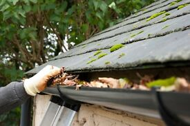 Gutter Cleaning in Cambridge