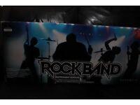 Playstation 2/3 Rockband Instrumental Edition Brannd New