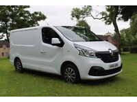 LATE 2015 RENAULT TRAFIC SL29 BUSINESS PLUS A/C 51000 MILES