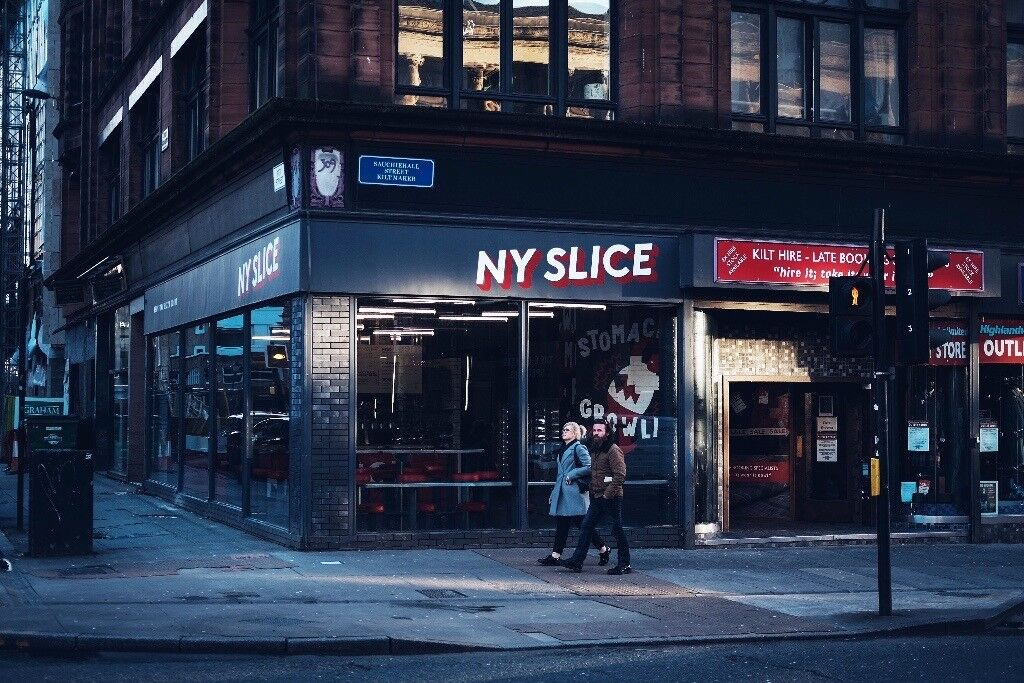 NY Slice Pizza Chefs up to £9.50p/h (depending on experience and including bonus)