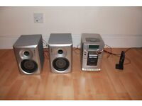 PHILIPS MC-110/22 STEREO SYSTEM