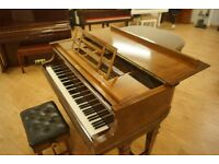 Bluthner grand piano - Previously restored - Tuned & UK delivery available