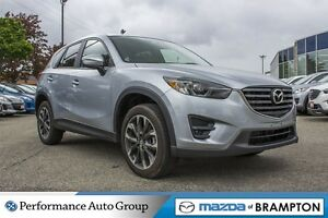 2016 Mazda CX-5 GT|MOONROOF|NAVI|BLUETOOTH|LEATHER|REAR CAM