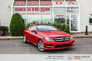 2012 Mercedes-Benz C-Class C350*TOIT OUVRANT*BLUETOOTH*