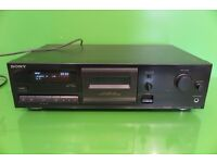 SONY TC-K215 tape deck